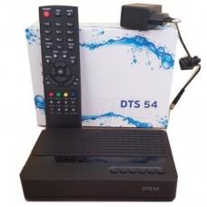 Спутниковый цифровой приемник DTS-54