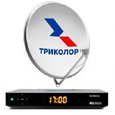 Комплект Триколор ТВ с приёмником GS E521L