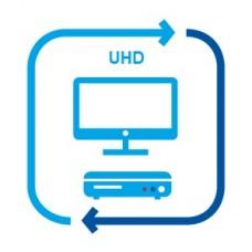 Обмен на двухтюнерный приемник Ultra HD 4K GS A230 с жестким диском на 1 Тб
